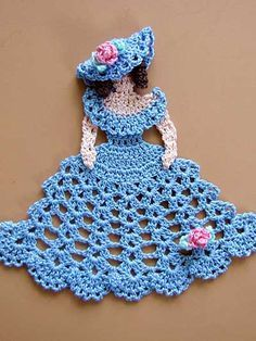Crochet Dolls Design PDF Crochet Pattern Dainty Little Doilies 13 different Cotton Crochet, Thread Crochet, Filet Crochet, Crochet Motif, Crochet Designs, Crochet Crafts, Crochet Dolls, Crochet Flowers, Crochet Lace