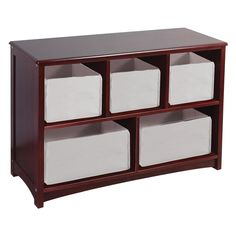 Guidecraft Classic Espresso Bookshelf - Instill in your children an appreciation for quick, tidy efficiency, with the Guidecraft Classic Espresso Bookshelf. This wonderful cubby unit...