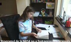 O eleva geniala din Romania uimeste lumea: La doar 13 ani va merge la NASA! Romania