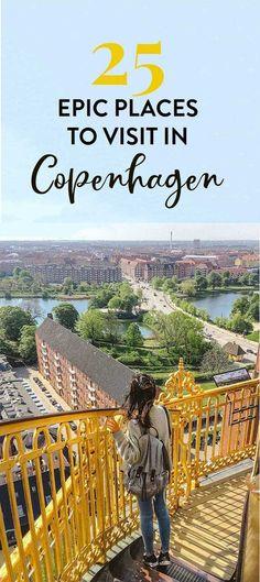 Europe Travel Tips, European Travel, Places To Travel, Travel Destinations, Places To Visit, Copenhagen Travel, Copenhagen Denmark, Stockholm Sweden, Odense Denmark