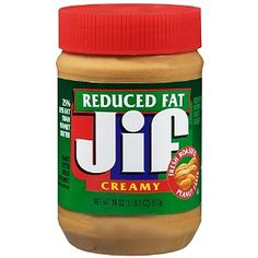 I'm learning all about Jif Reduced Fat Peanut Butter Spread at @Influenster!