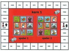 Lezen: VLL/VIS: Kern 1 Spel