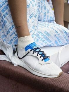 9515a470577 Alexander Wang s Adidas Sneakers Might Be the Coolest Boost Shoes of 2017