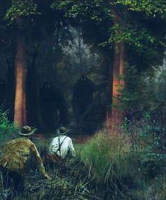 Yeti Bigfoot, Bigfoot Sasquatch, Mythological Creatures, Mythical Creatures, Recent Bigfoot Sightings, Bigfoot Pictures, Mountain Monsters, Legendary Monsters, Prehistoric World
