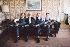 8 Groomsmen Portrait Ideas - Project Wedding