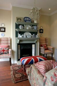 Susan Hughes Interiors, Blue, Home Decor, Kitchens, Decoration Home, Room Decor, Interieur, Interior Design, Interior Decorating