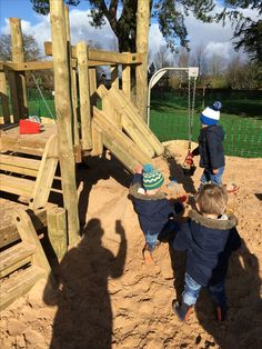 The boys love being outside even when it's cold and out can't beat a walk around Trentham Estate Lake and a play in their new sand pit play area.