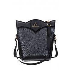 #Cattoman - Catto Mini Black Çapraz Çanta ürün no: 926776 @ www.Brand-Store.com