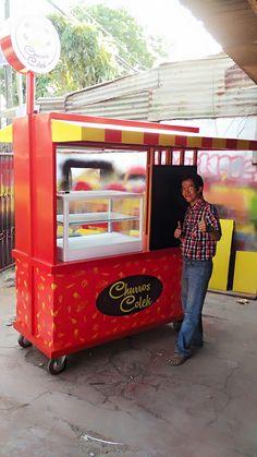 Home Decorators Collection Rugs Code: 2382799003 Food Stall Design, Food Cart Design, Food Truck, Vendor Cart, Mobile Food Cart, Hot Dog Toppings, Food Kiosk, Small Cafe Design, Y Food