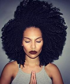 Natural Hair Queens                                                                                                                                                     More