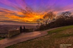 Stunning sunset over Box Hill | Upload & share photos from around Britain | Surrey Life