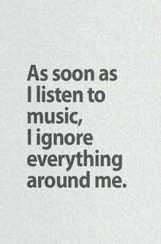 Music is my happy place Lyric Quotes, True Quotes, Best Quotes, Funny Quotes, Music Mood, Listening To Music, Lovers Quotes, Music Heals, Music Lyrics