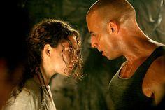 .A Riddick (Vin Diesel) lo unico que le preocupa es su bienestar. y si alguien provoca que este peligre. no dudara en eliminarlo. De este modo se ha. Vin Diesel, Star Trek Beyond, Upcoming Movies 2021, Thriller, Science Fiction, The Chronicles Of Riddick, Bond, Action Movies, Star Wars