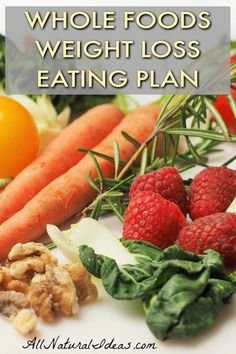 Want to lose weight by eating many of the foods that you probably already enjoy? Then consider the whole foods weight loss eating plan.
