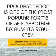 Jen Sincero Quotes Mesmerizing Motivational Quotejen Sincero  Bad Ass  Pinterest  Mondays