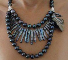 South sea pearls.