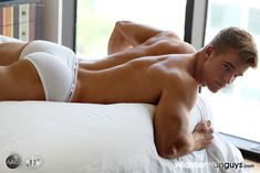 Model Alex C by Michael Downs for All American Guys