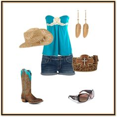 Cowgirl Up ~~country fashion~~