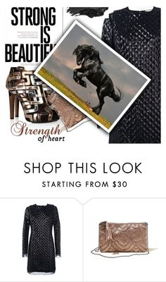 """Love to horses"" by samketina ❤ liked on Polyvore featuring Emanuel Ungaro, Urban Decay and Hollister Co."