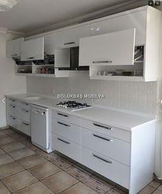 Kitchen Cupboard Designs, Kitchen Cabinet Layout, Kitchen Room Design, Modern Kitchen Cabinets, Home Decor Kitchen, Interior Design Kitchen, Kitchen Modular, Contemporary Kitchen Design, Cuisines Design