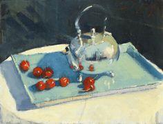 Paul Rafferty   Silver and Blue
