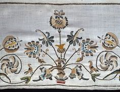 Hungarian Embroidery, Costume Collection, Satin Stitch, Embroidery Patterns, Museum, Textiles, Urban, Hungary, History