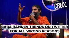 """रामदेव बाबा डॉ बाबासाहेब आंबेडकरांना """"वैचारिक आतंकवादी"""" म्हणाला Connect To Facebook, Join Instagram, Twitter Trending, Youtube"""