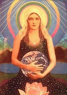 Earth Mother...