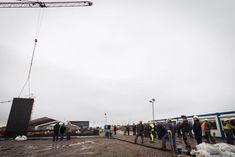 GROZA B.V. Nieuwbouw voor komst F35 gevechtsvliegtuigen www.groza.nl www.groza.nl, GROZA