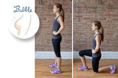 bubble butt exercises