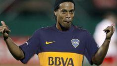 Sueñan en Boca: Ronaldinho rescindió con el Mineiro.  El crack brasileño, de común acuerdo, terminó el vínculo con el club de su país. Entre las instituciones que supuestamente le habrían hecho ofertas figuran el Xeneize y el Besiktas turco. http://www.diariopopular.com.ar/c198726