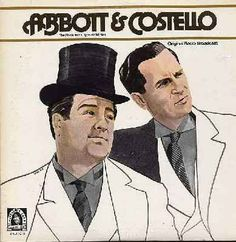 Abbott and Costello (Old Time Radio).
