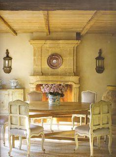Dining Room - Pam Pierce - Warm and very beautiful