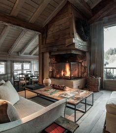 Décoration intérieur chalet montagne : 50 idées inspirantes | home ...