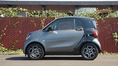 Smart's diminutive ForTwo is wider, more powerful and, somehow, just as compact as ever.