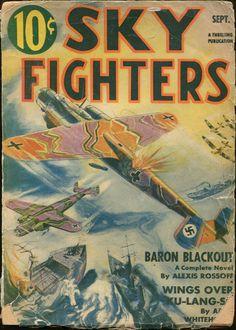 Sky Fighters September 1941