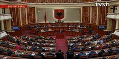 Parlamenti shqiptar nis seancën e shumëpritur për miratimin e Reformës në Drejtësi
