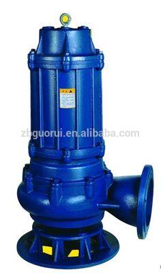 CHINA WQ Series Slurry pump /Submersible Sewage Pump