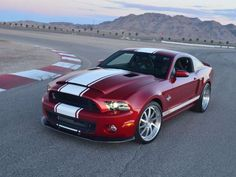 2013 Ford Mustang Shelby GT500 Super Snake: Powercar #shelbygt500 #powercar