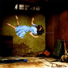 levitation Brooke Shaden Trick Photography And Special Effects