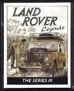 Land Rover.: