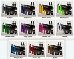 What's your favorite color? New Halo, Best Rated, Vaping, Starter Kit, Deep Purple, Midnight Blue, Favorite Color, Fun, Black