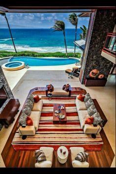 Dream beach house †