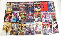 21 ARCHIE COMICS (Vol. 2) Set Lot VF, Mark Waid Fiona Staples #1 up, 2015up: $30.00 (0 Bids) End Date: Sunday Mar-4-2018 12:04:36 PST Bid…