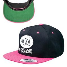 104a82605eb 5 sos 5 Snapback Hat Seconds of Summer Snapback HatSnapback HatSnapback Hat  Beanies