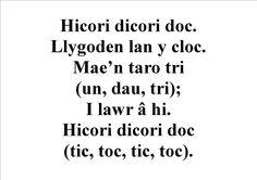 Hicori Dicori Doc Math Equations