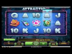 Attraction Game - http://onlinecasinos.best/pokies/attraction-game/