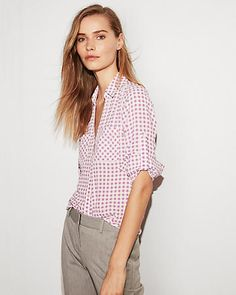 6709a3b8f4c 347 Best Shirts images in 2019 | Blouses, Shirts, Blouse