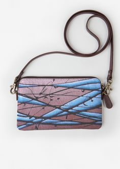 Pre Order Online Statement Clutch - Abstract Moire Clutch by VIDA VIDA Outlet Reliable Cheap Real Authentic Clearance Cheap Online Best Store To Get Sale Online Uwkqbk