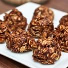 New & Improved Healthy No Bake Cookies
